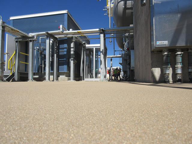 Industrial Flooring | Thomasville Georgia
