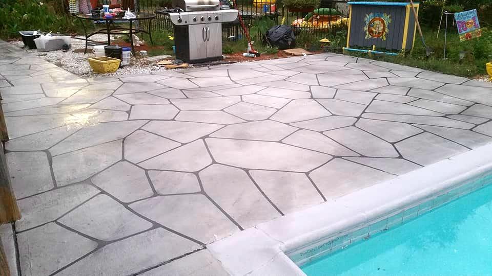 Pool Deck Resurfacing | Thomasville Georgia