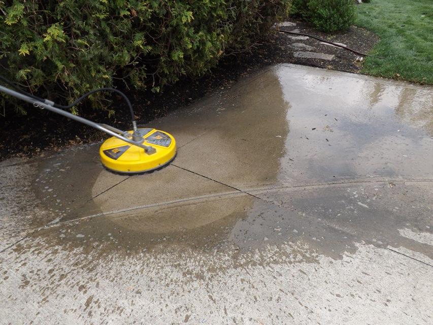 Concrete Cleaning | Thomasville Georgia