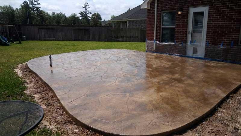 Stamped Concrete | Thomasville Georgia