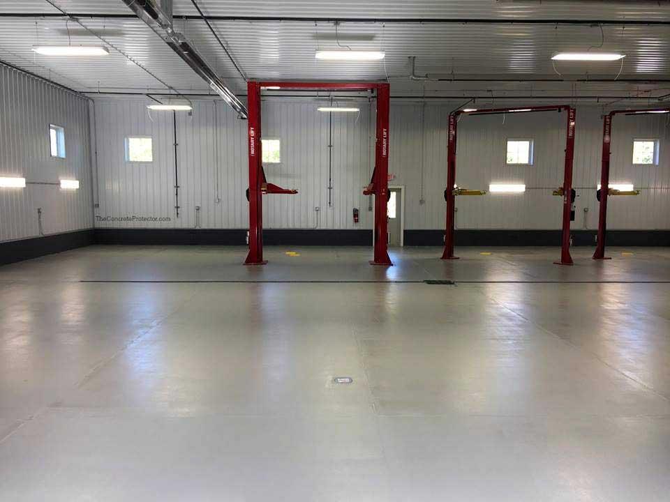 Resinous Flooring | Thomasville Georgia