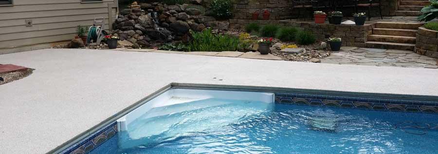 Swimming Pool Repair and Waterproofing   Floor Warriors Thomasville Georgia