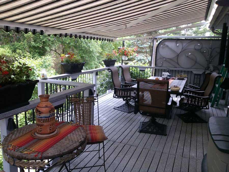 Wood Deck Resurfacing   Thomasville Georgia