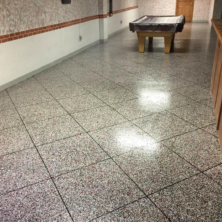 Epoxy Flooring   Thomasville Georgia