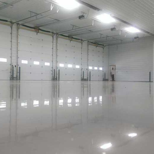 Resinous Flooring   Thomasville Georgia